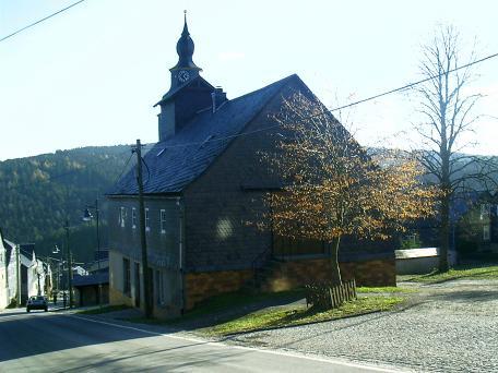 Schieferdorfmuseum aussen